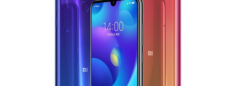 Xiaomi Mi Play's kernel source code is now available