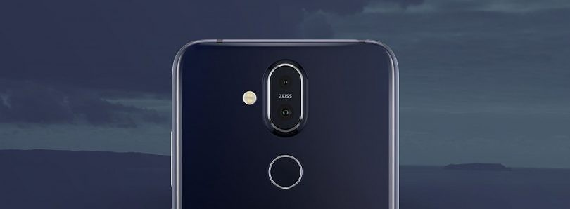 Android 10 rolling out for the Nokia 8.1 with September 2019 security patch