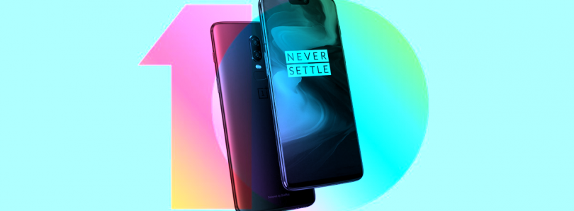 MIUI 10 based on Android Pie gets ported to the OnePlus 6 and OnePlus 6T