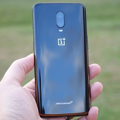 Download OnePlus 6T McLaren Edition's Wallpapers, Boot Animation, and Sounds