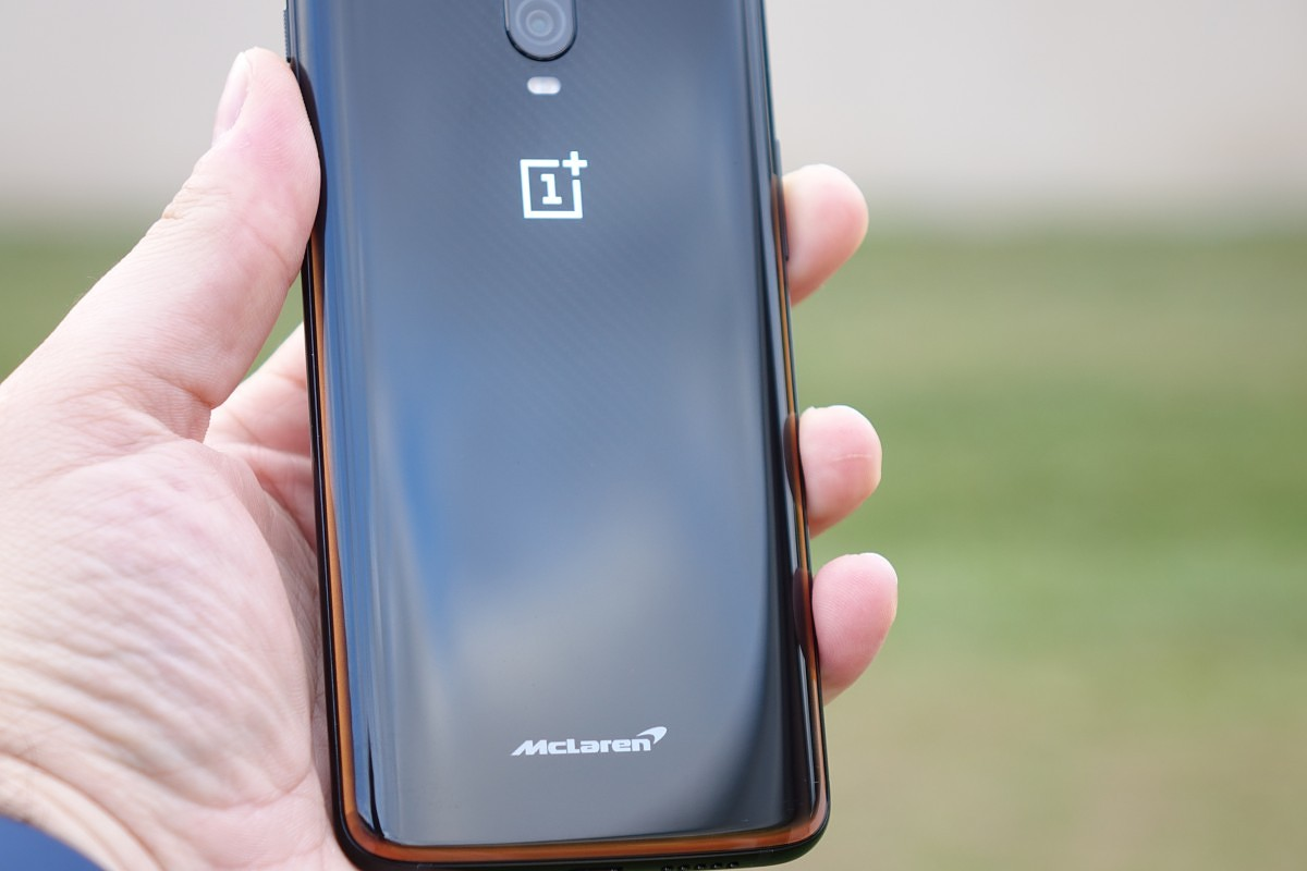 Oneplus 6t Mclaren Edition Hands On Salute To Speed