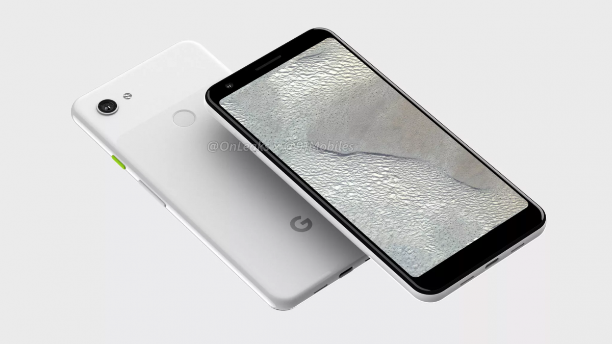 High Quality Pixel 3 Lite and Pixel 3 Lite XL Leak Reveals Headphone Jack, Notch-less LCD Display