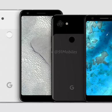 Google Pixel 3 Lite and Pixel 3 XL Lite may launch on Verizon in the US