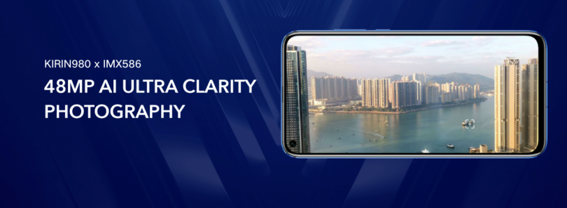 The Honor View 20 launches in China next week with a 4000mAh battery and 25MP selfie camera