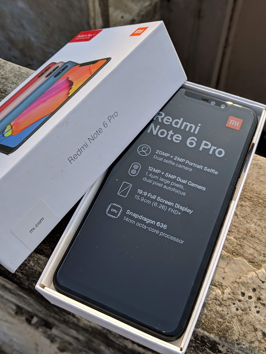 Xiaomi Redmi Note 6 Pro Review: Wait for the Redmi Note 7