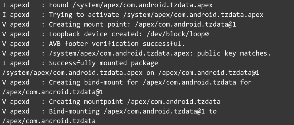 APEX in Android Q: The Biggest Thing Since Project Treble?