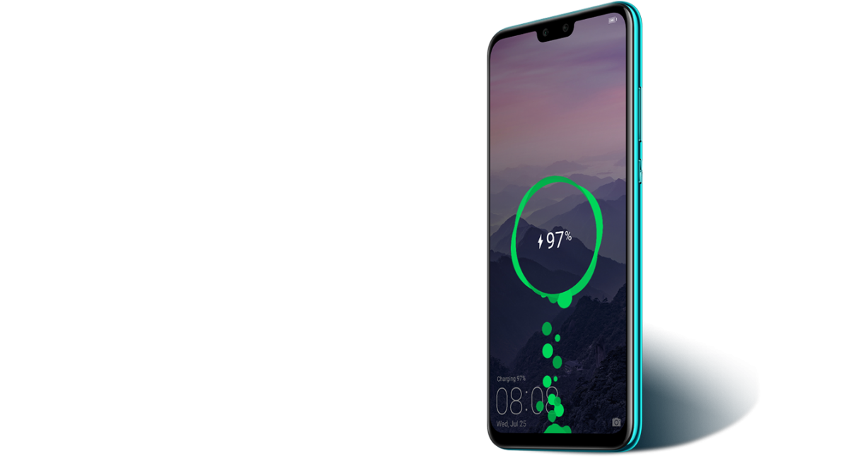 Huawei Y9 2019 launches in India with a 6 5-inch IPS LCD, Kirin 710