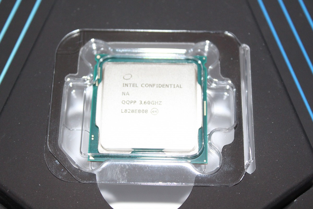 Intel i9-9900K First Look & Return of the Test Bench