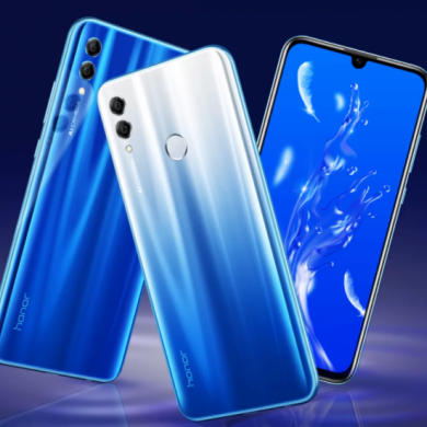 Honor 10 Lite launched in India with a 24MP front camera, Kirin 710, and Android Pie for ₹13,999