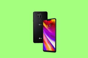 LG G7 android pie