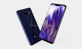 [Update: Not the G8?] LG G8 renders reveal familiar design and dual front cameras