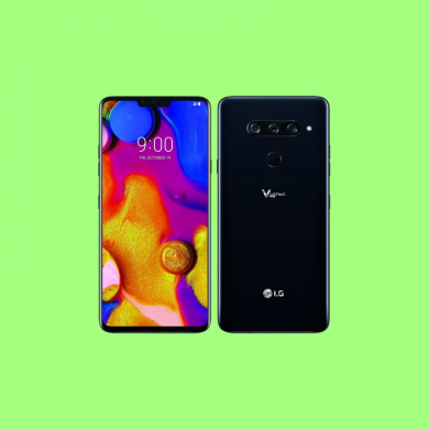 LG V40 ThinQ Android 10 kernel source code published ahead of LG UX 9.0 rollout