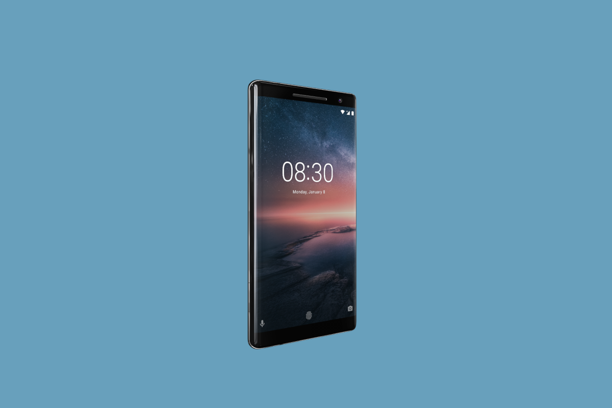 Nokia 8 Sirocco Android 9