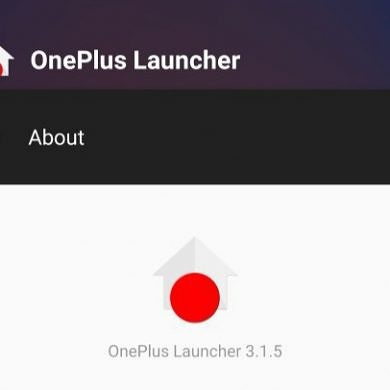 Get the OnePlus Launcher with its recent apps interface on any Android Pie device [Root]