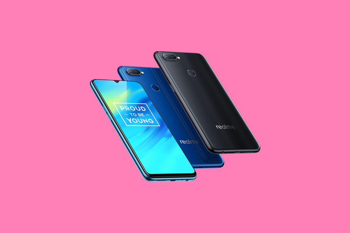 Realme 1/2 Pro/U1 to get the Realme 3 Pro's HyperBoost with