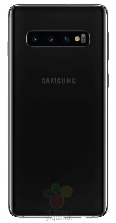 Samsung Galaxy S10 Black