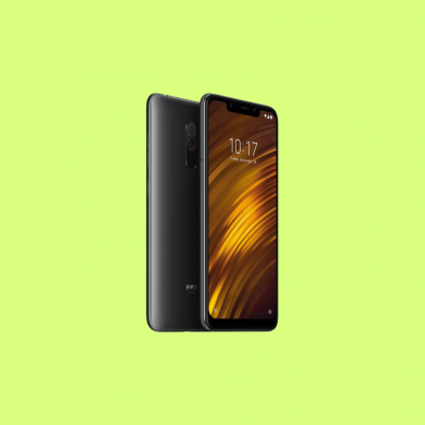 [Update: New Build] Download: POCO F1 gets official Android 10 with MIUI 11 update