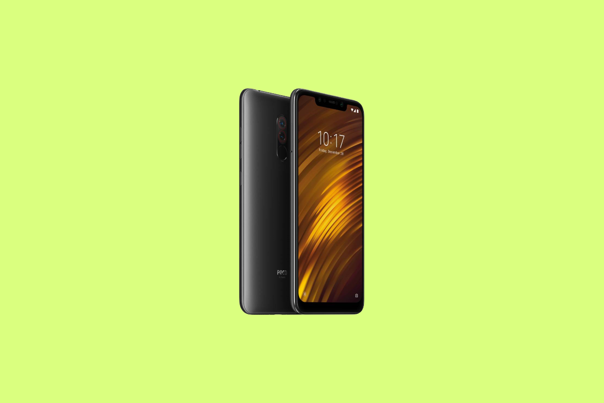 Download: POCO F1 gets official Android 10 with MIUI 11 update