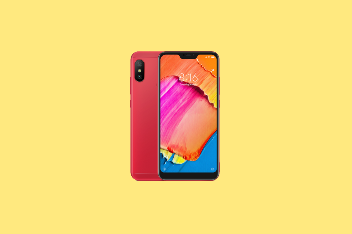Xiaomi Redmi 6 Pro's Android Pie update may bring dual VoLTE