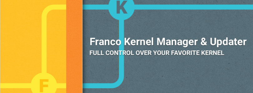 Franco Kernel Manager now lets you flash almost any ZIP file from the app