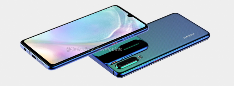 The Huawei P30 will be announced on March 26th in Paris