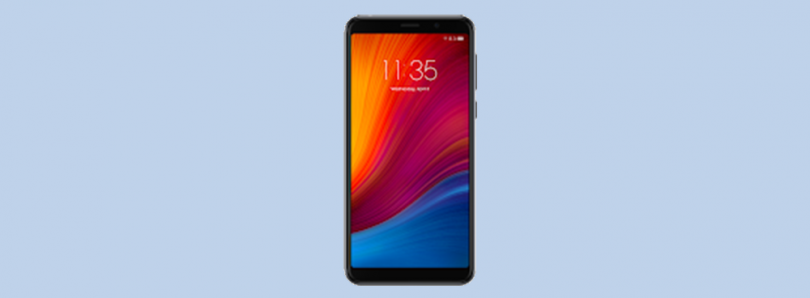 Lenovo A5s appears online with the MediaTek Helio A22 and Android Pie