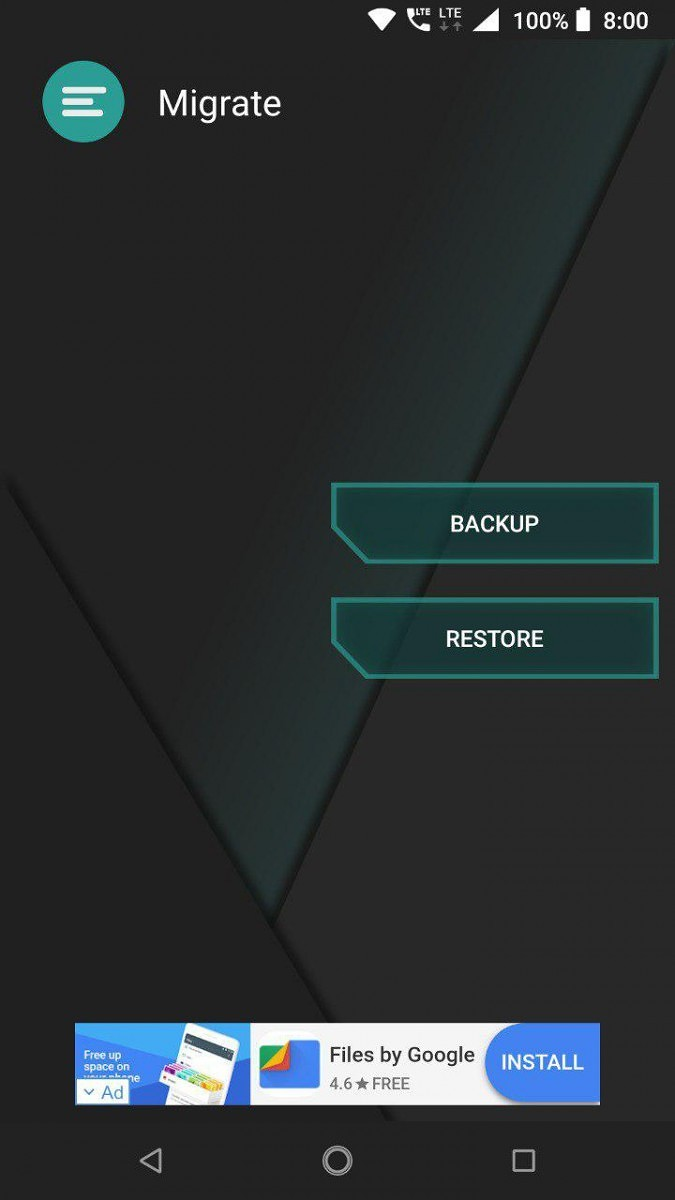 How to Backup Android
