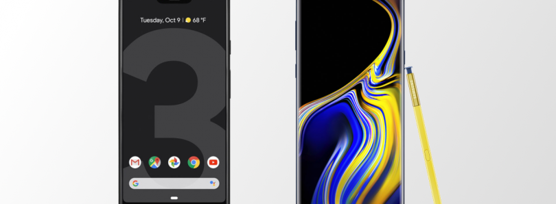 Google Pixel 3 and Samsung Galaxy Note 9 top DxOMark's new selfie camera test