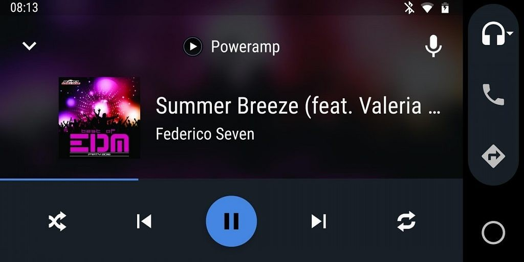 Poweramp gets Android Auto support and improved Google Assistant