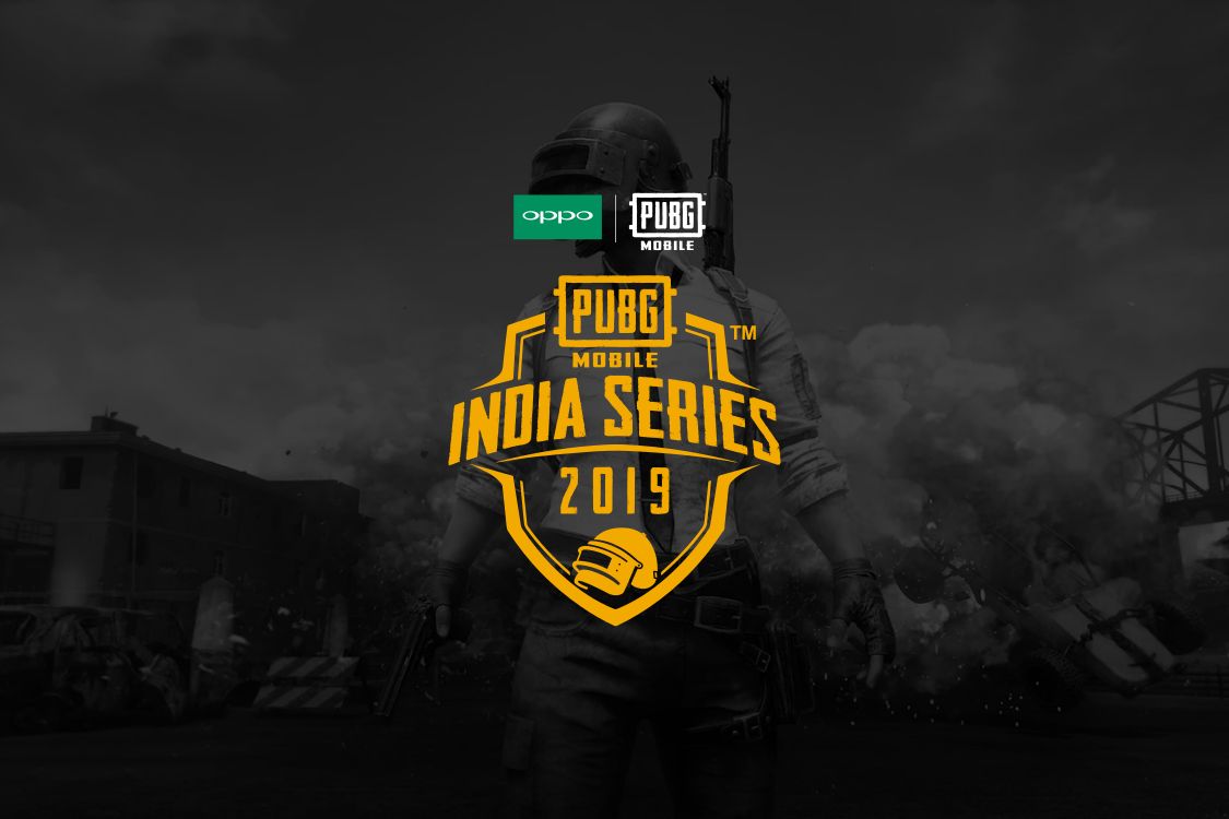 Pubg Logo Black: OPPO Is Sponsoring A PUBG Mobile Tournament In India With