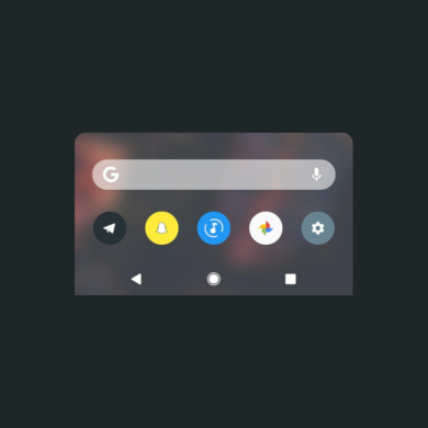QuickSwitch is a Magisk Module that enables Android Pie recent apps on supported third-party launchers