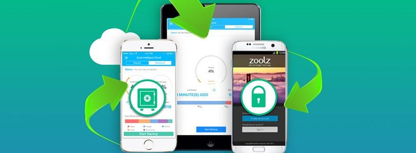 Lock in 2TB of Fast, Secure Cloud Storage for Life with Zoolz