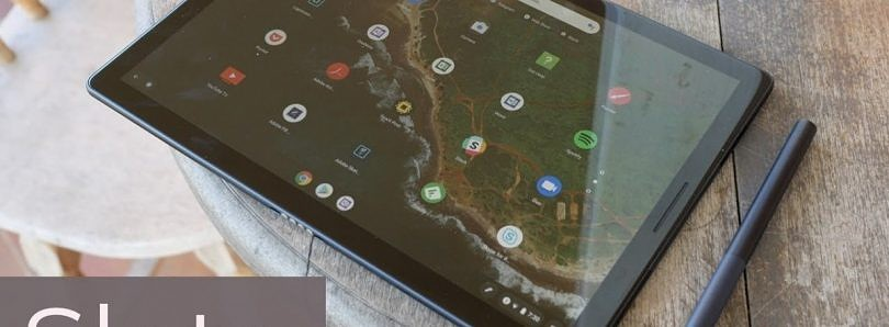 Google Pixel Slate Chromebook Detachable Video Review