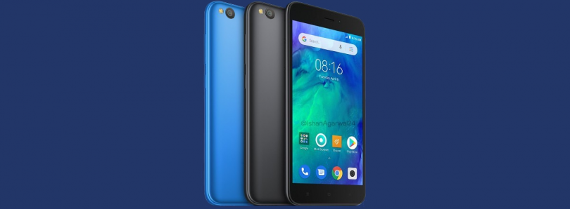 [Update: Official] The Xiaomi Redmi Go could be Xiaomi's first Android Go smartphone