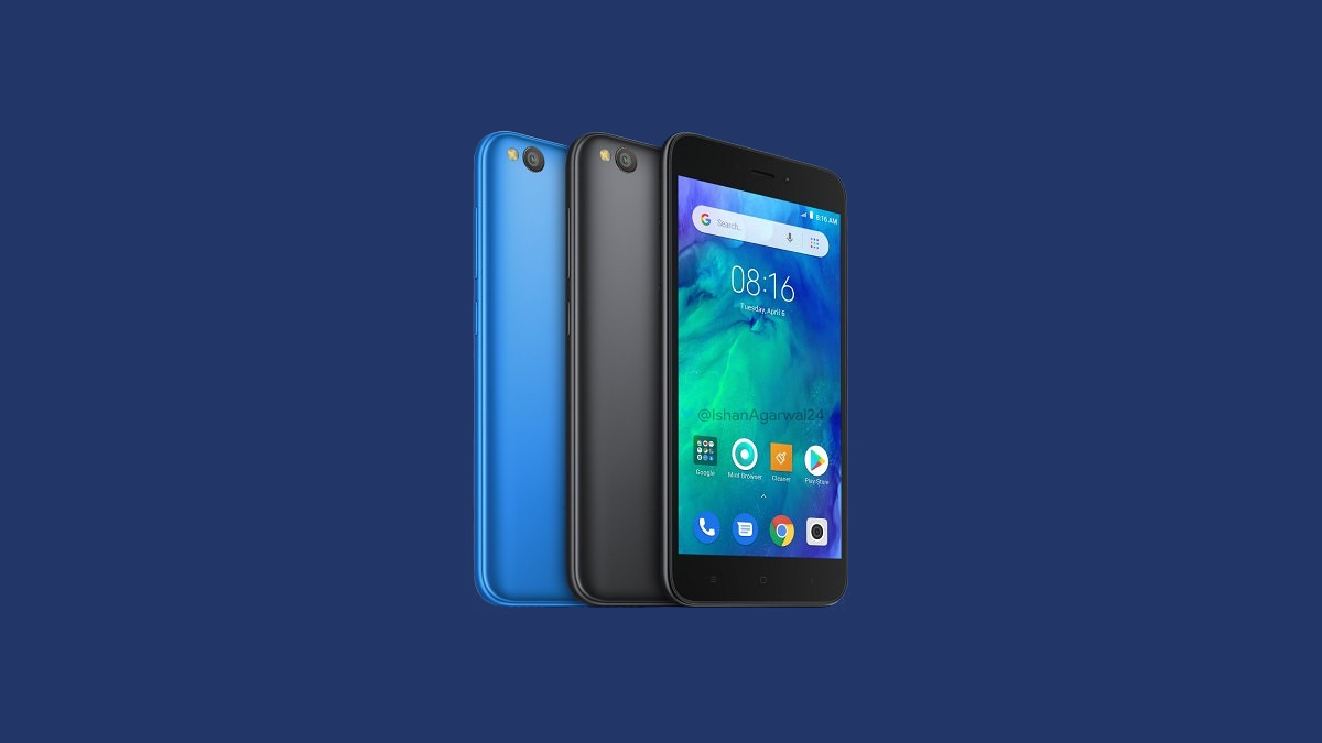 Update: Official] The Xiaomi Redmi Go could be Xiaomi's first