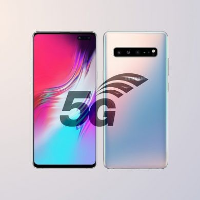 Samsung saw strong demand for the Galaxy S10 while LG needs its upcoming 5G V50 ThinQ to be successful