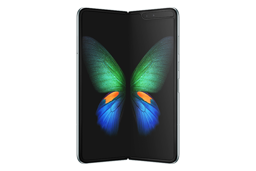 Download Samsung Galaxy Fold Wallpapers Leaked From One Ui 1 2