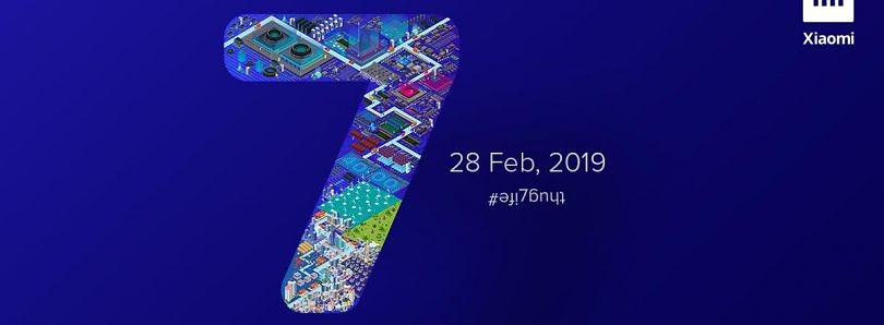 Xiaomi Redmi Note 7 will be launching in India on February 28th