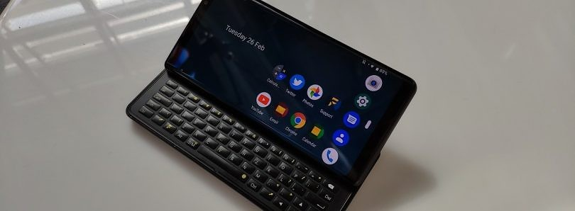 F(x)tec Pro 1 – A Slider Phone for QWERTY Keyboard Lovers?