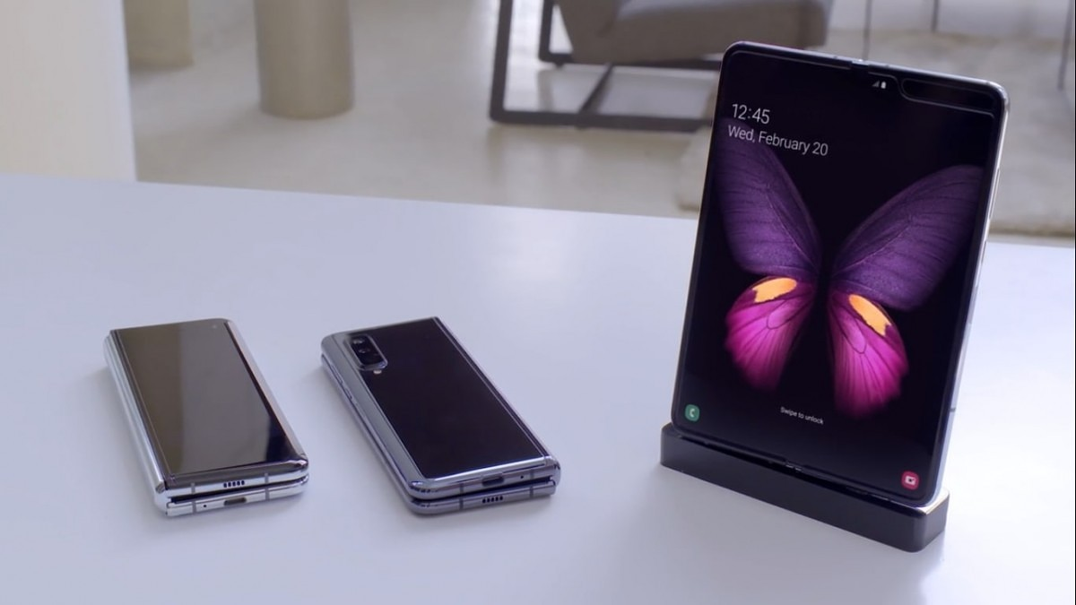 bbb2690c1609 The $1,980 Samsung Galaxy Fold may launch on Verizon and Sprint
