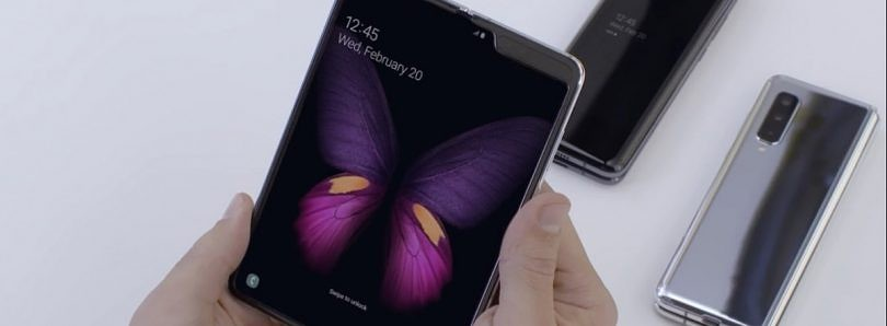 The Samsung Galaxy Fold may be joined by two more foldable Samsung phones