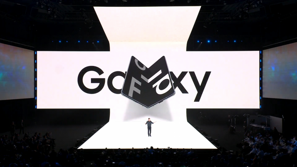 Samsung Galaxy Fold launched in India for a price of ₹1,64,999 ($2,320)