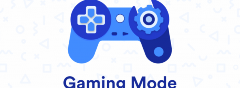 Gaming Mode is an app that automatically configures settings while gaming on Android