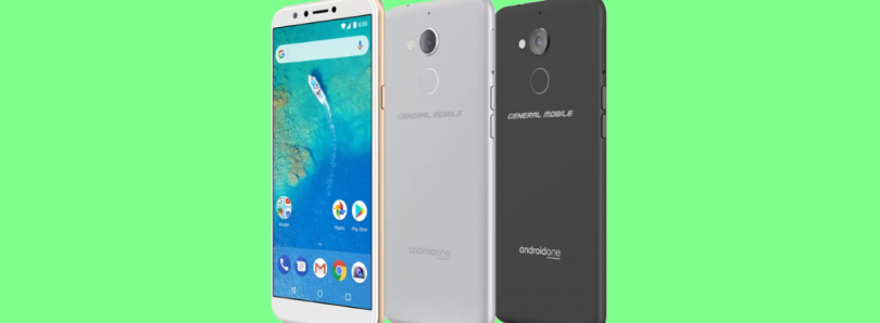 General Mobile GM8 Android One smartphone is getting Android Pie