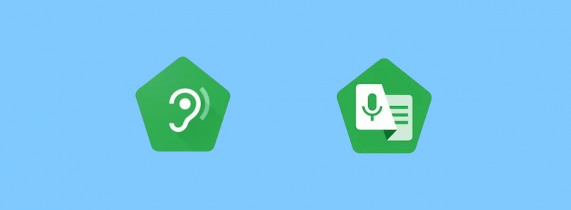 [Update: New Sound Amplifier Release] Live Transcribe and Sound Amplifier are new Google apps to help the hearing impaired