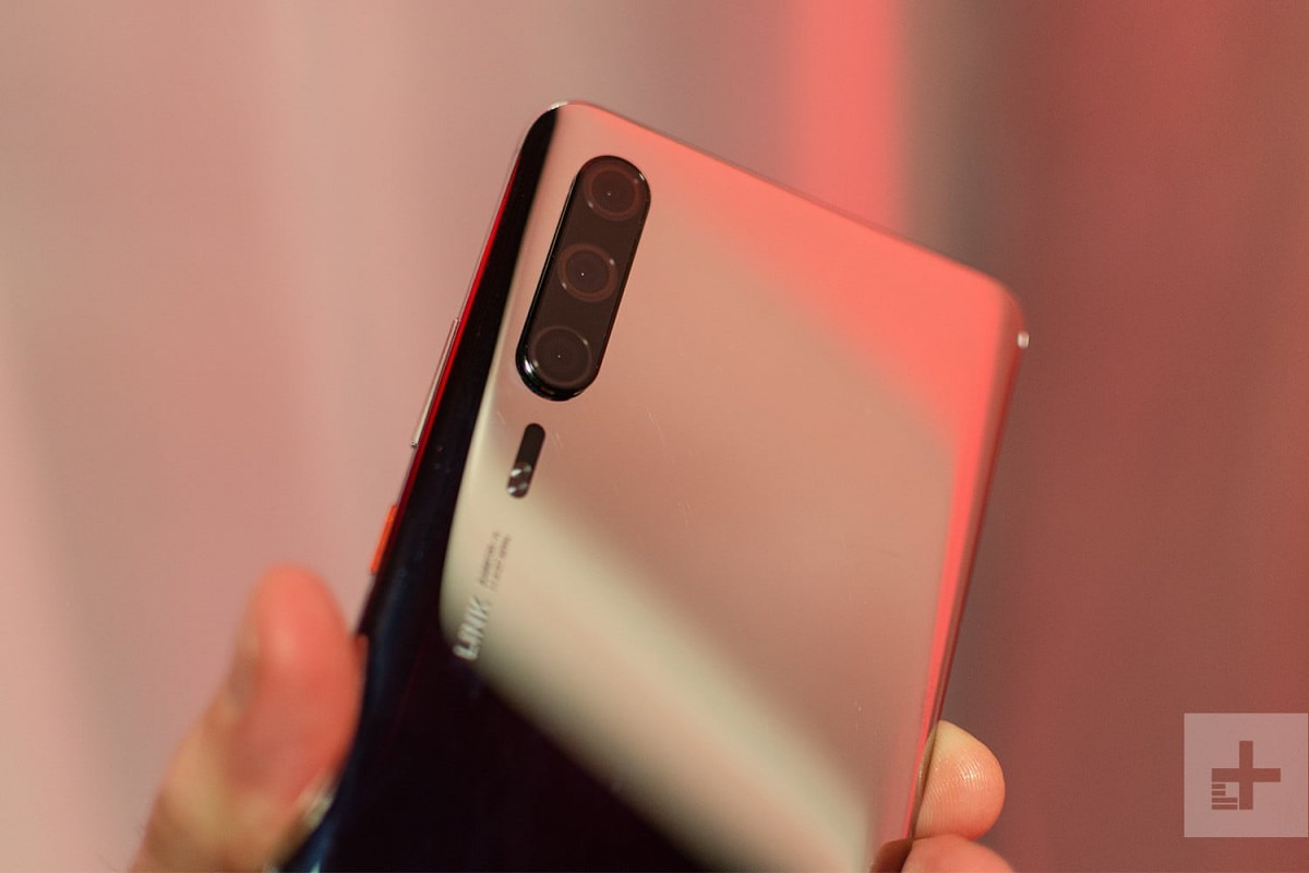 Huawei P30 Pro Prototype Shown Off Ahead Of March Launch