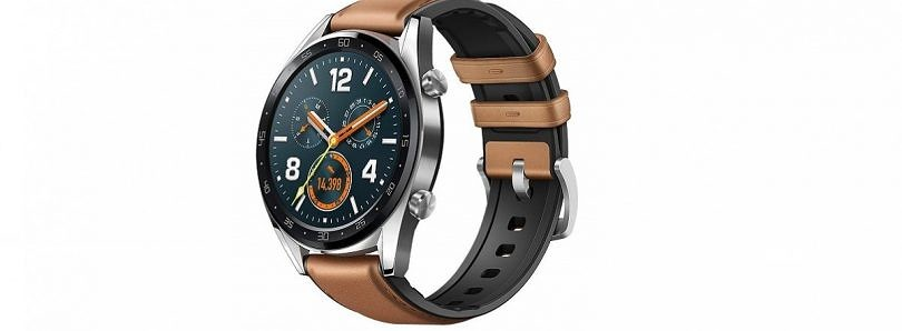 Huawei Watch GT launches in the US without Google's Wear OS, which seems to be struggling