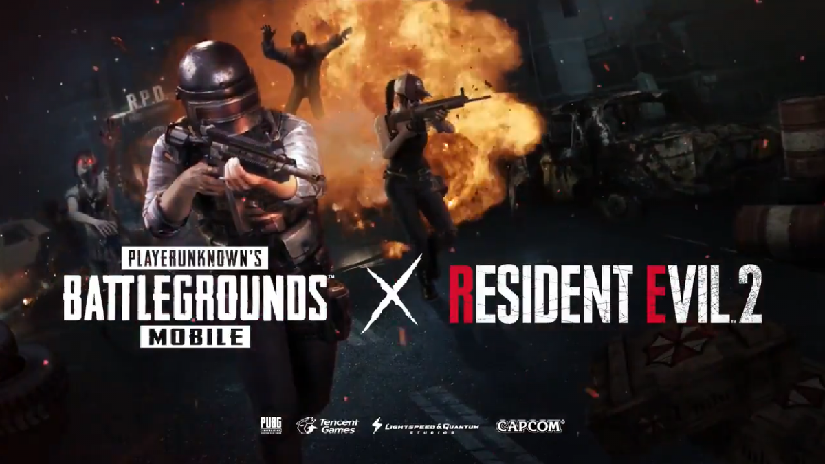 Pubg Mobile V0 11 0 Update With Resident Evil 2 Zombie Mode To Be - pubg mobile v0 11 0 update!    with resident evil 2 zombie mode to be released on february 19