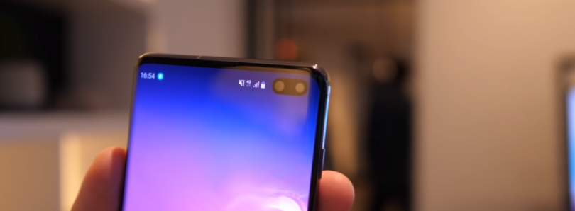 Samsung Galaxy S10+'s first update adds Bixby button remapping and Instagram mode