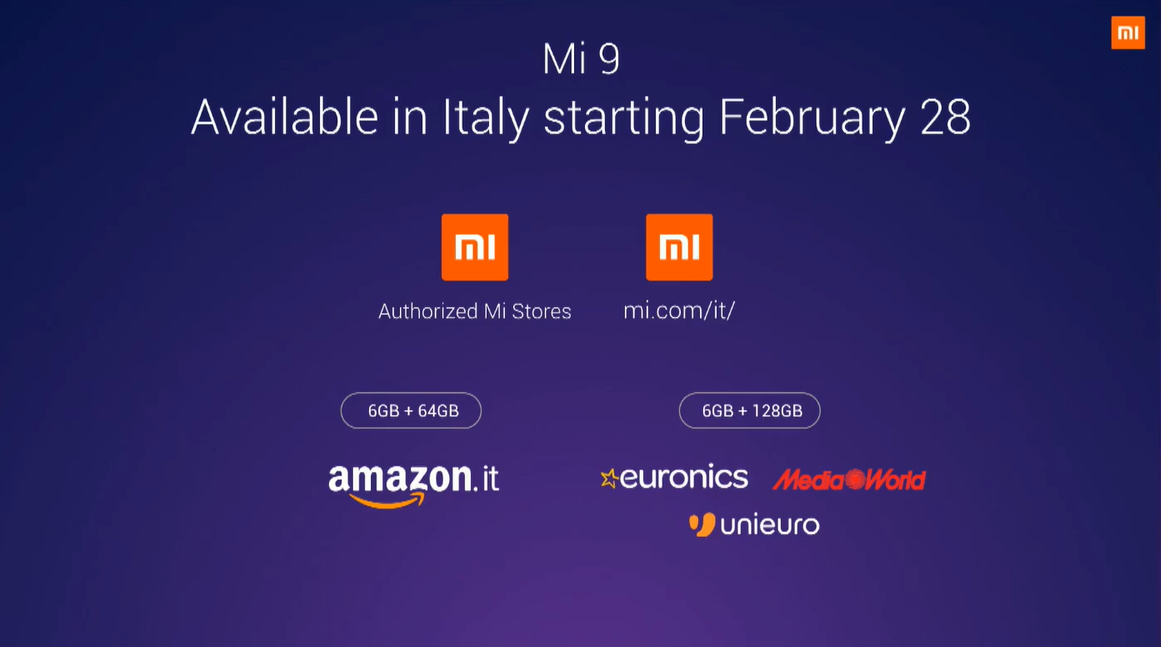 Xiaomi Mi Mix 3 5G coming to Europe in May for €599